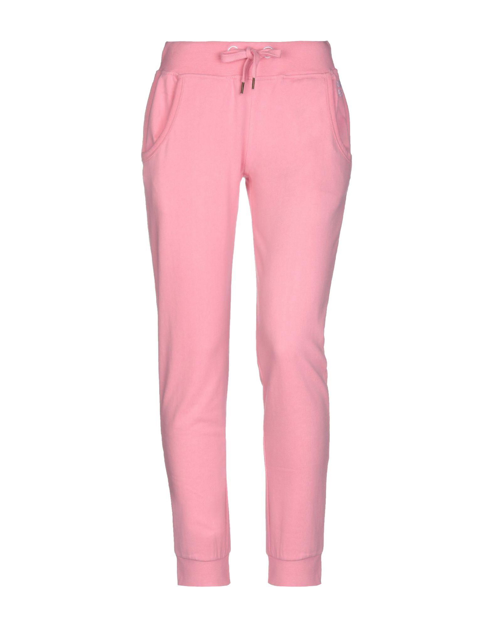 《セール開催中》FRANKIE GARAGE レディース パンツ ピンク XL コットン 60% / ポリエステル 40%
