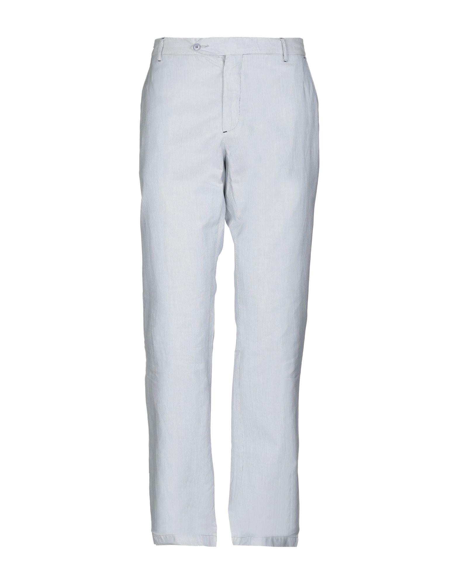 《送料無料》PAUL TAYLOR メンズ パンツ ブルーグレー 54 コットン 100%