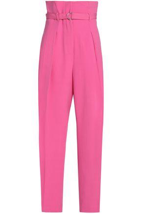 3.1 PHILLIP LIM Belted crepe wide-leg pants