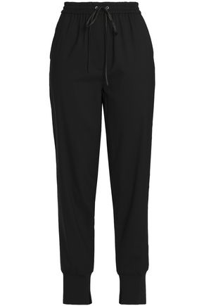 3.1 PHILLIP LIM Wool-blend twill tapered pants