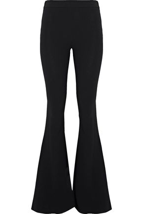 MOSCHINO Crepe flared pants