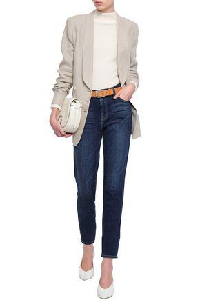 J BRAND Lovesick high-rise slim-leg jeans