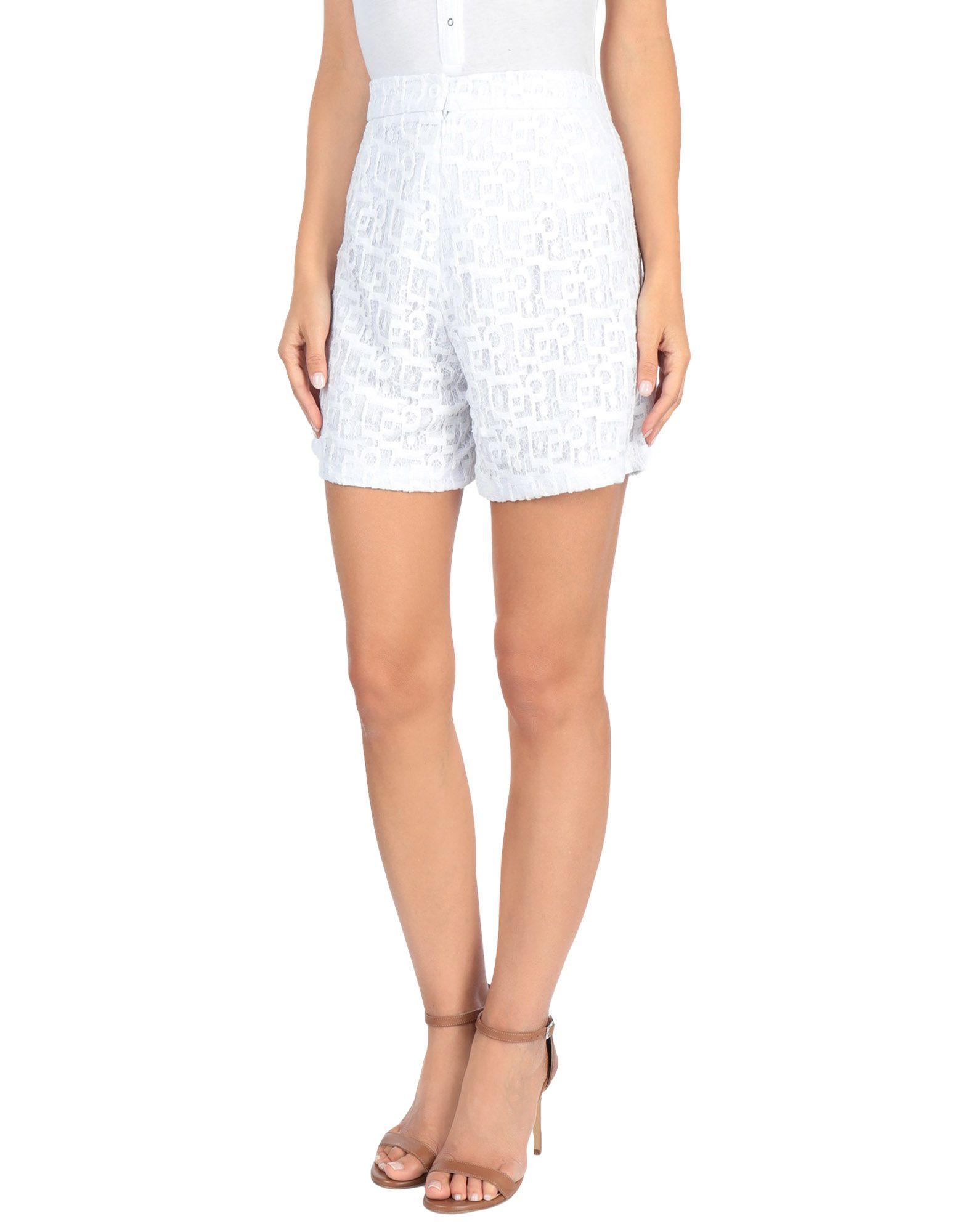 LA KORE Повседневные шорты la camicia bianca повседневные шорты