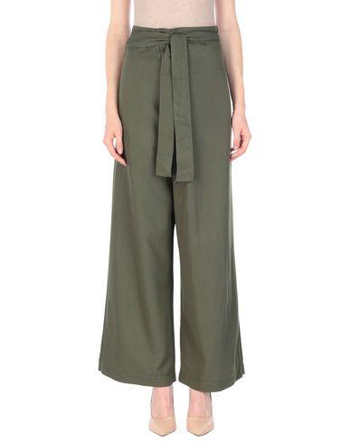 Фото - Повседневные брюки от HAPPY25 цвет зеленый-милитари