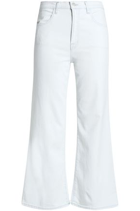 J BRAND Mid-rise bootcut jeans