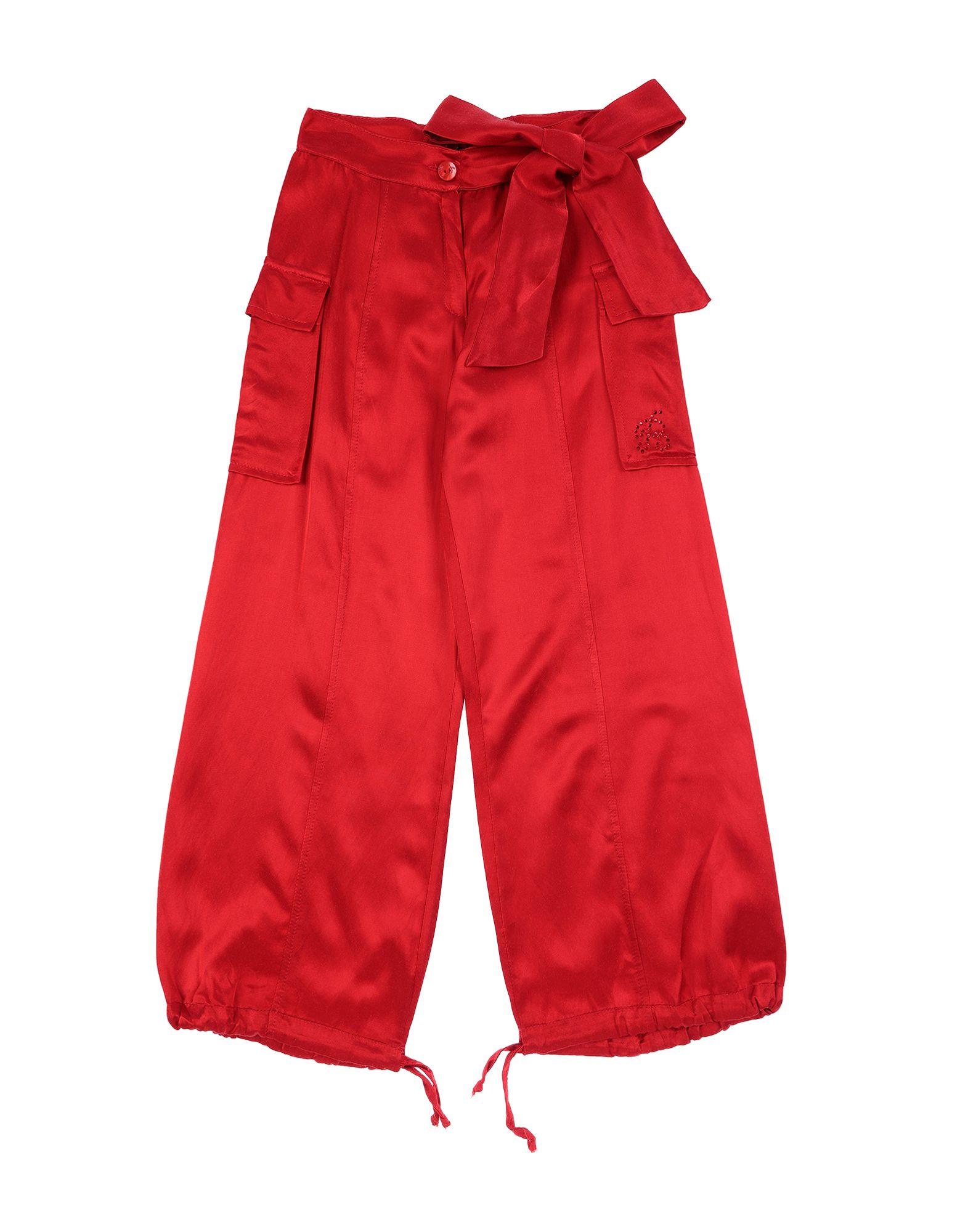 MISS BLUMARINE Повседневные брюки miss blumarine ремень