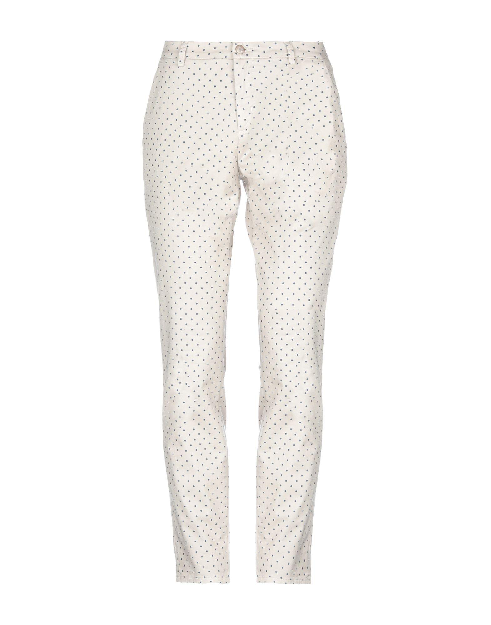 UP ★ JEANS Повседневные брюки lace up detail jeans