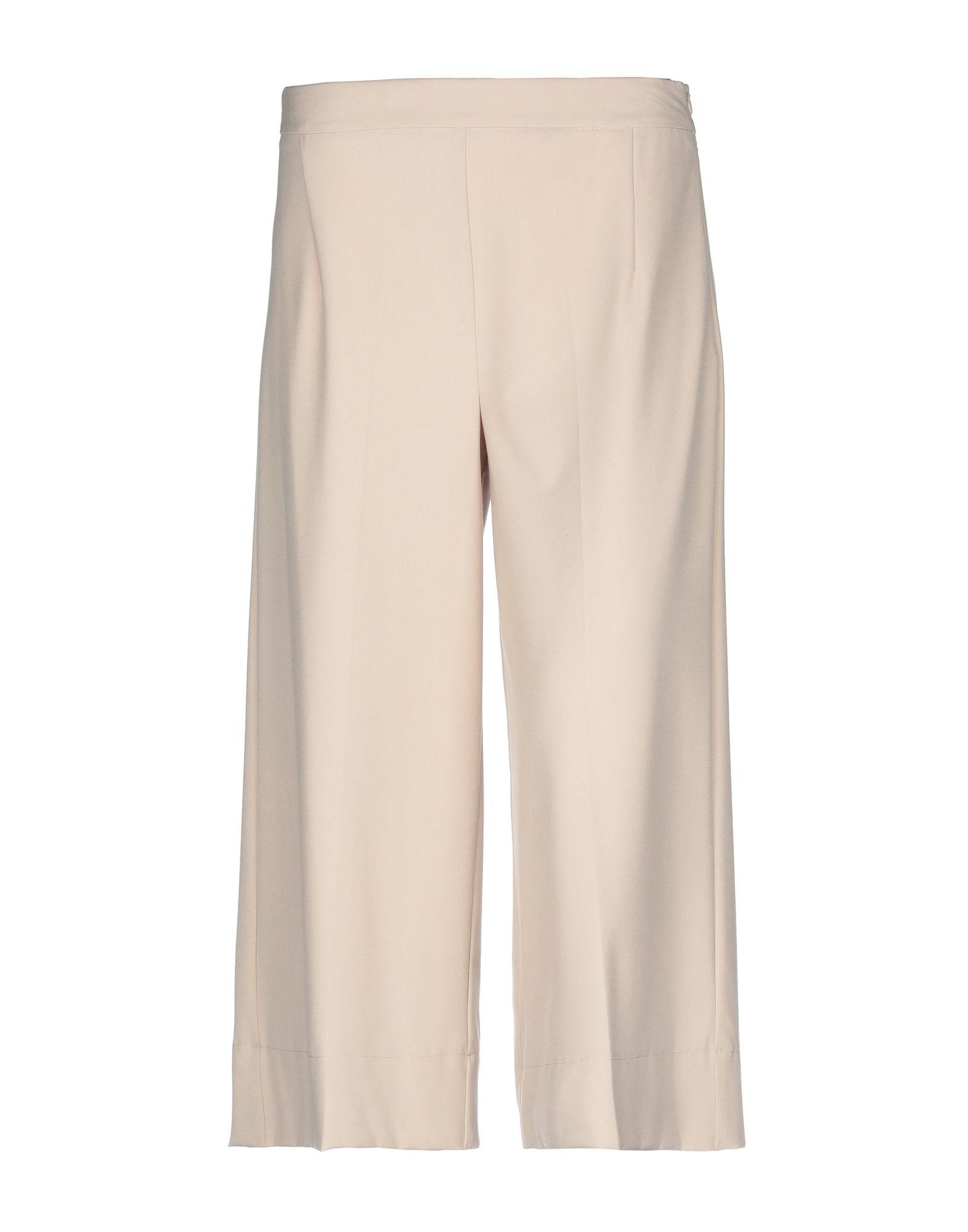CRISTINA GAVIOLI COLLECTION Брюки-капри брюки cristina gavioli брюки широкие