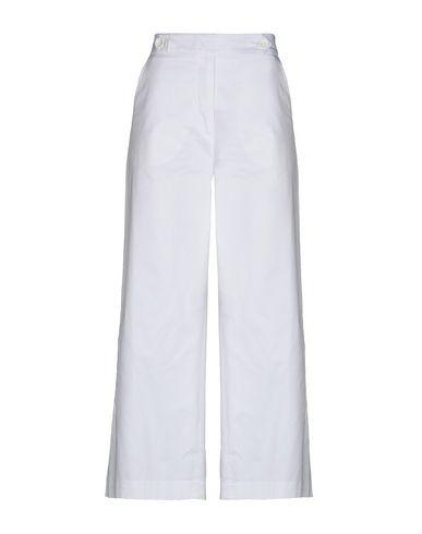 Фото - Повседневные брюки от HAPPY25 белого цвета