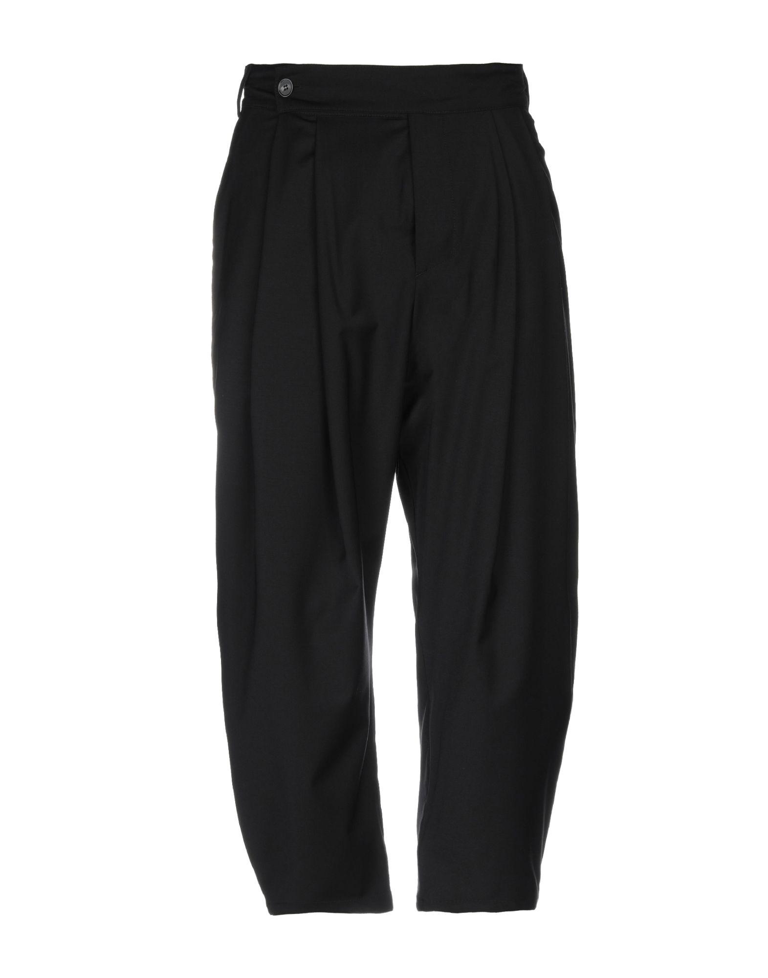 ODEUR Повседневные брюки odeur повседневные брюки
