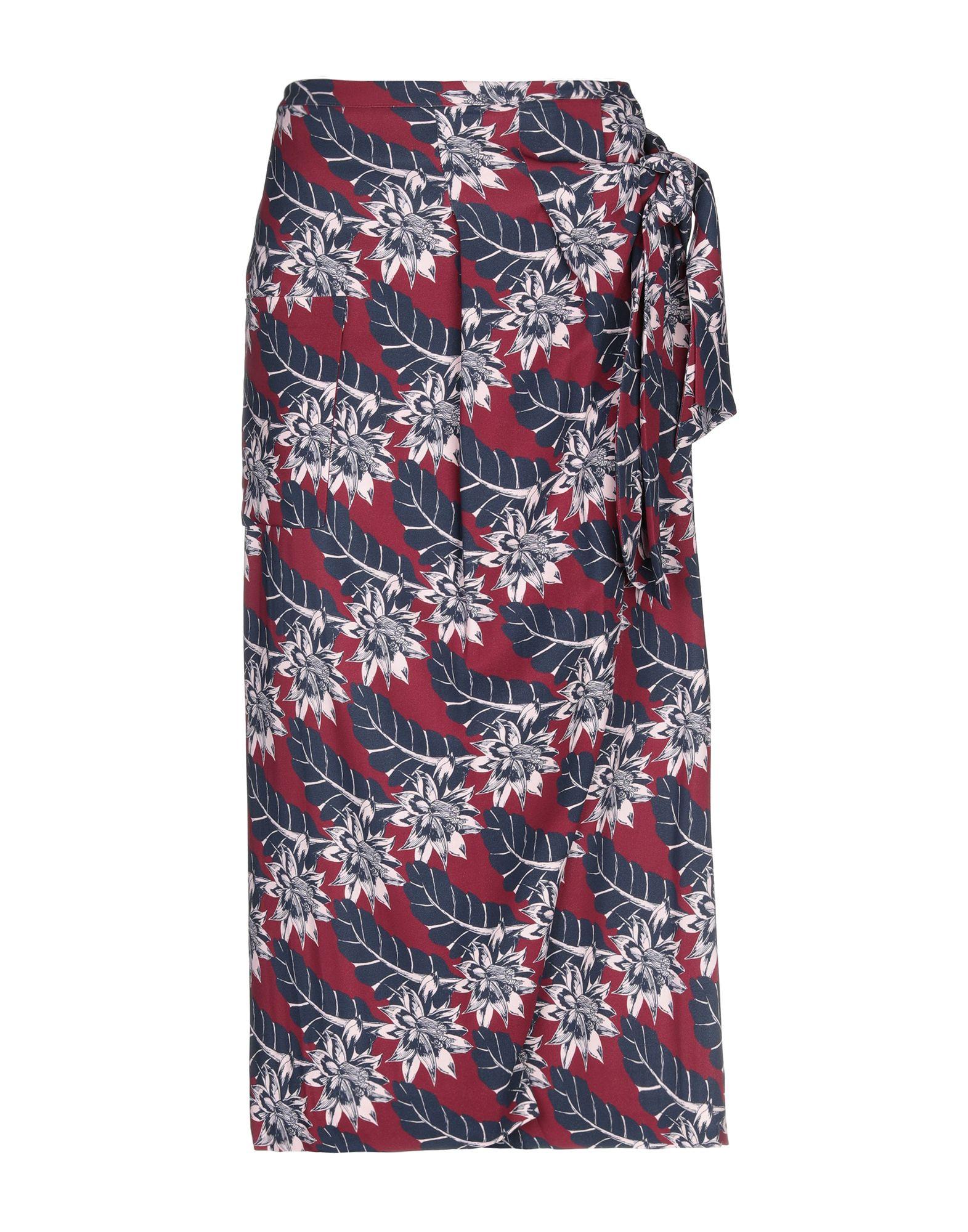 THAKOON Брюки-капри thakoon addition короткое платье