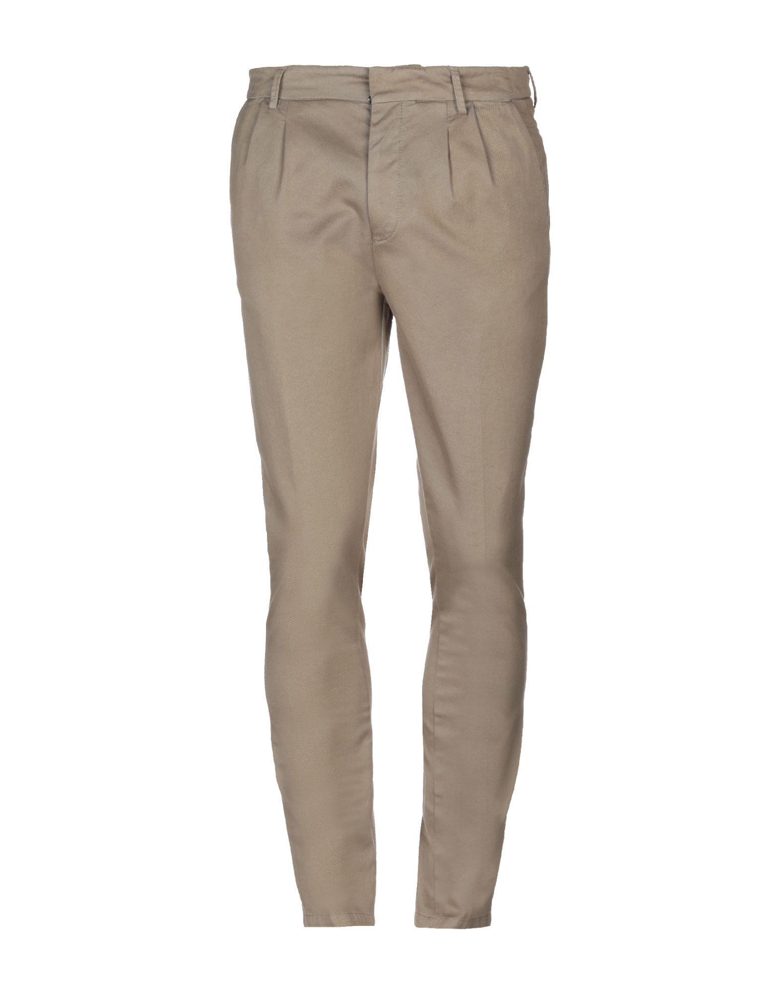 N° 4 FOUR Повседневные брюки