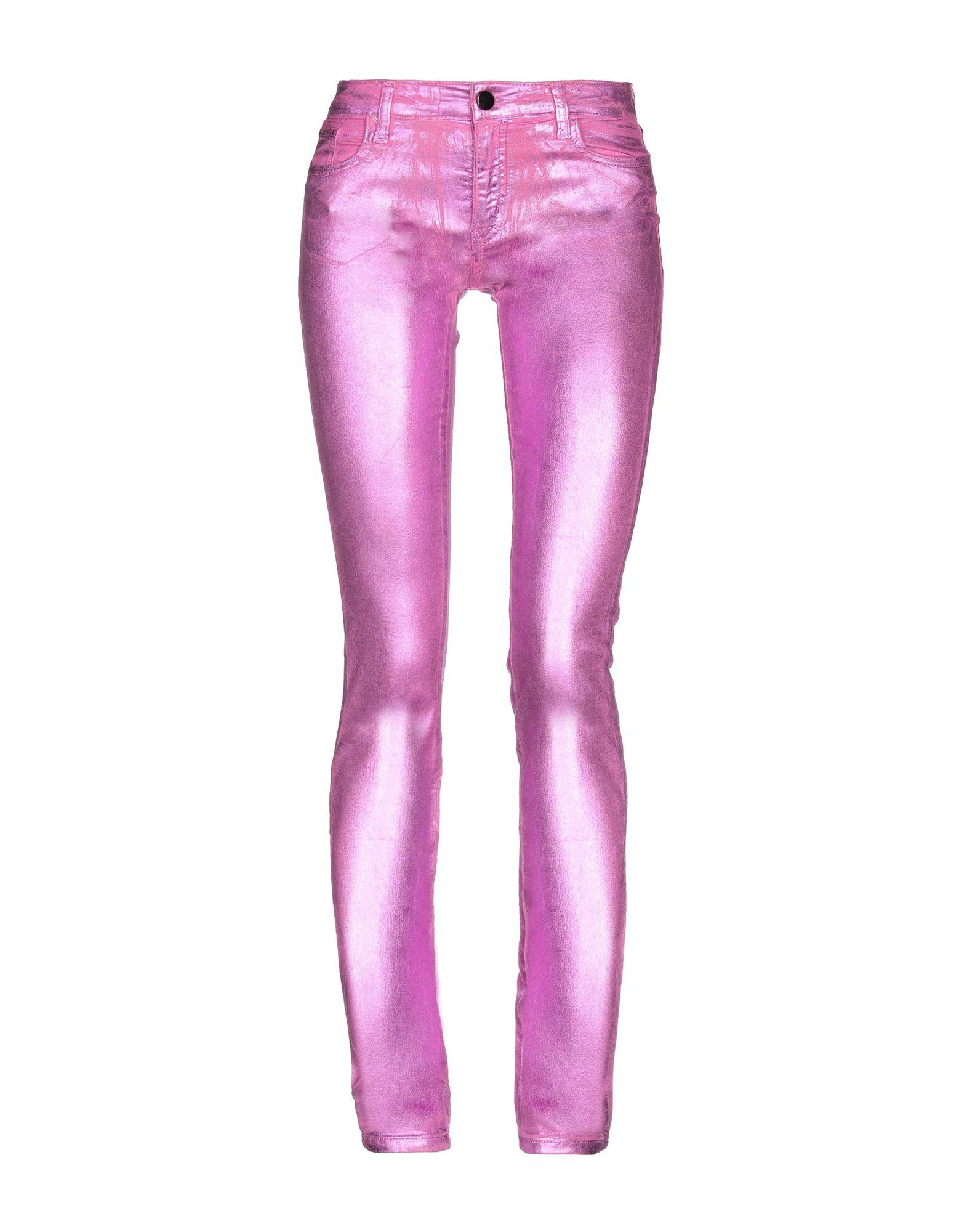 75 FAUBOURG Повседневные брюки 75 faubourg джинсовые брюки капри