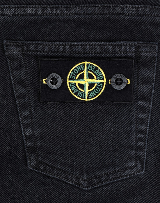 13236726tt - TROUSERS & JEANS STONE ISLAND JUNIOR