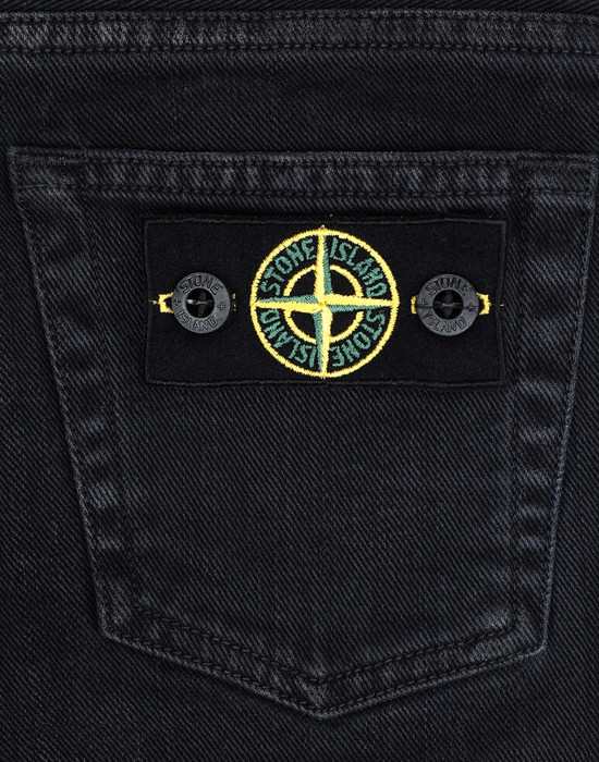 13236738xa - TROUSERS & JEANS STONE ISLAND JUNIOR