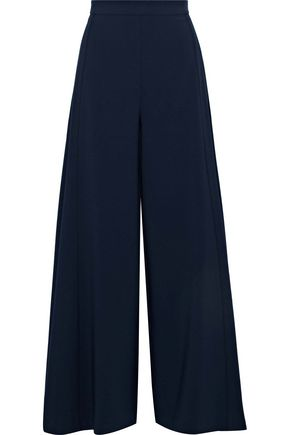IRIS & INK Deirdra crepe wide-leg pants