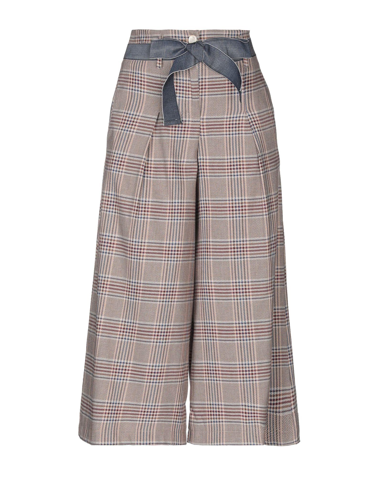 BERNA Брюки-капри dueminuti брюки капри