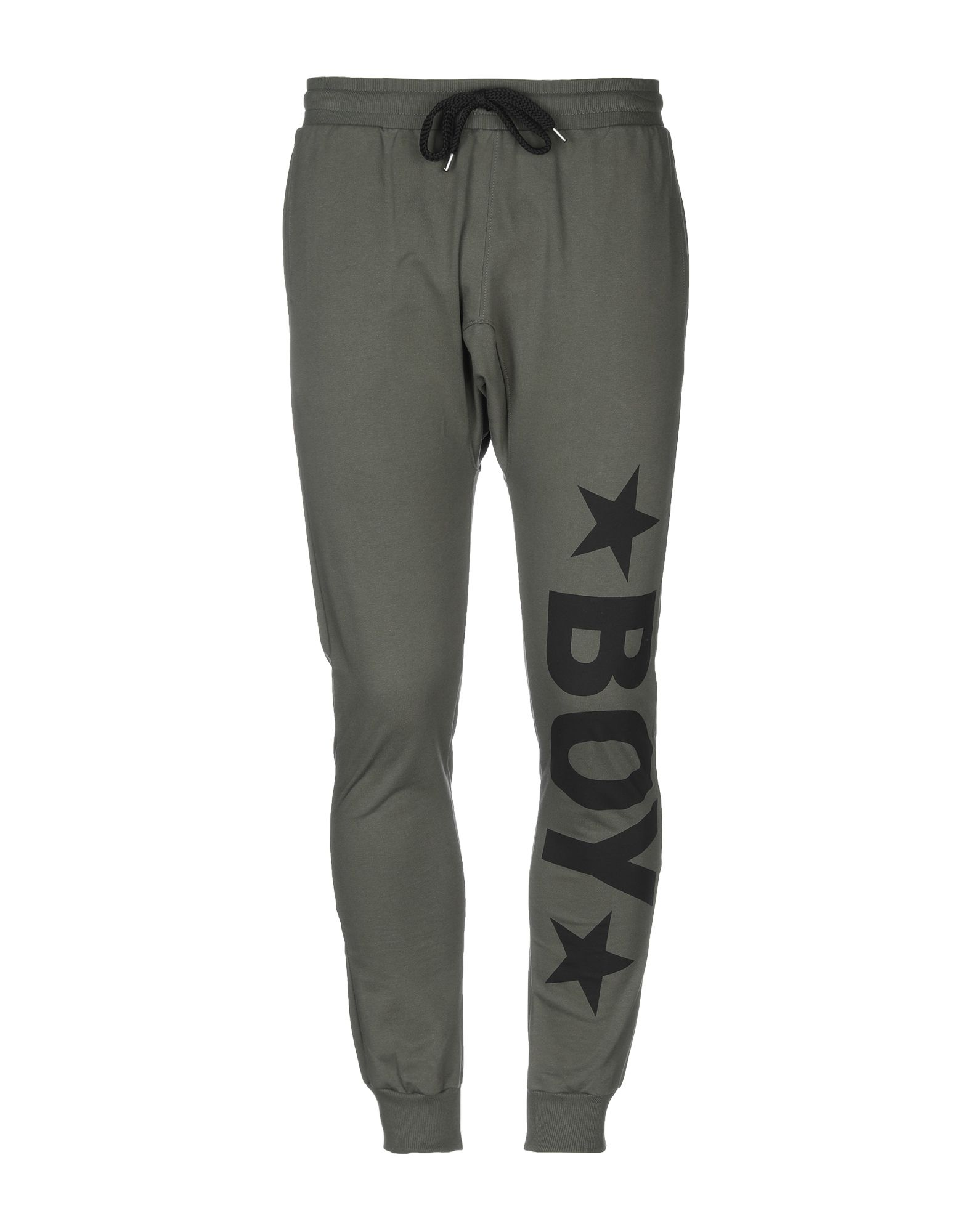 《送料無料》BOY LONDON メンズ パンツ ミリタリーグリーン S コットン 100%
