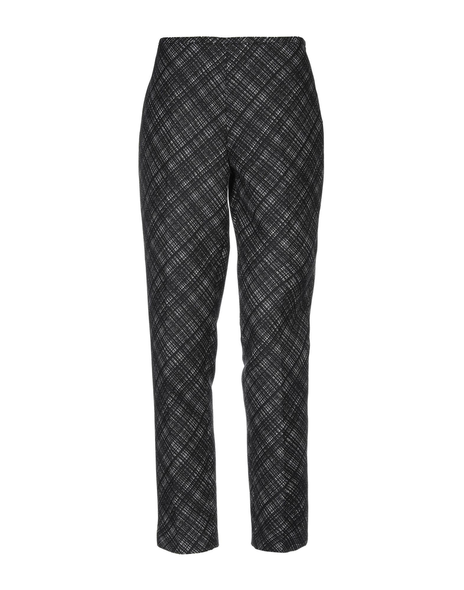 MICHAEL KORS COLLECTION Повседневные брюки playboy vip collection повседневные брюки мужские девятки брюки тонкие тонкие фитинги прямые брюки 1904 черный 34