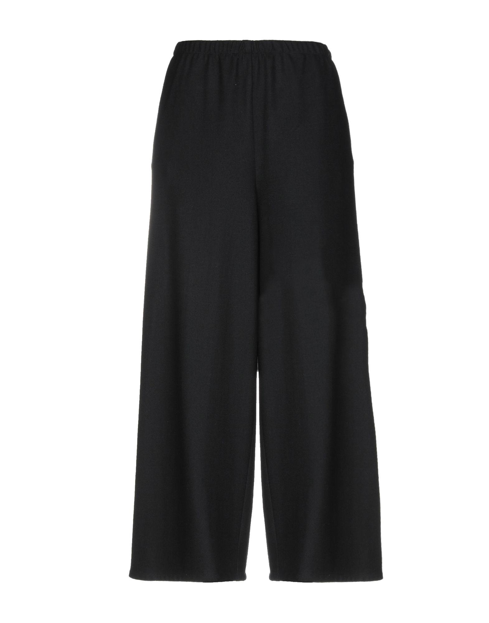 EILEEN FISHER Повседневные брюки eileen fisher new black long sleeve drape top msrp $278 00