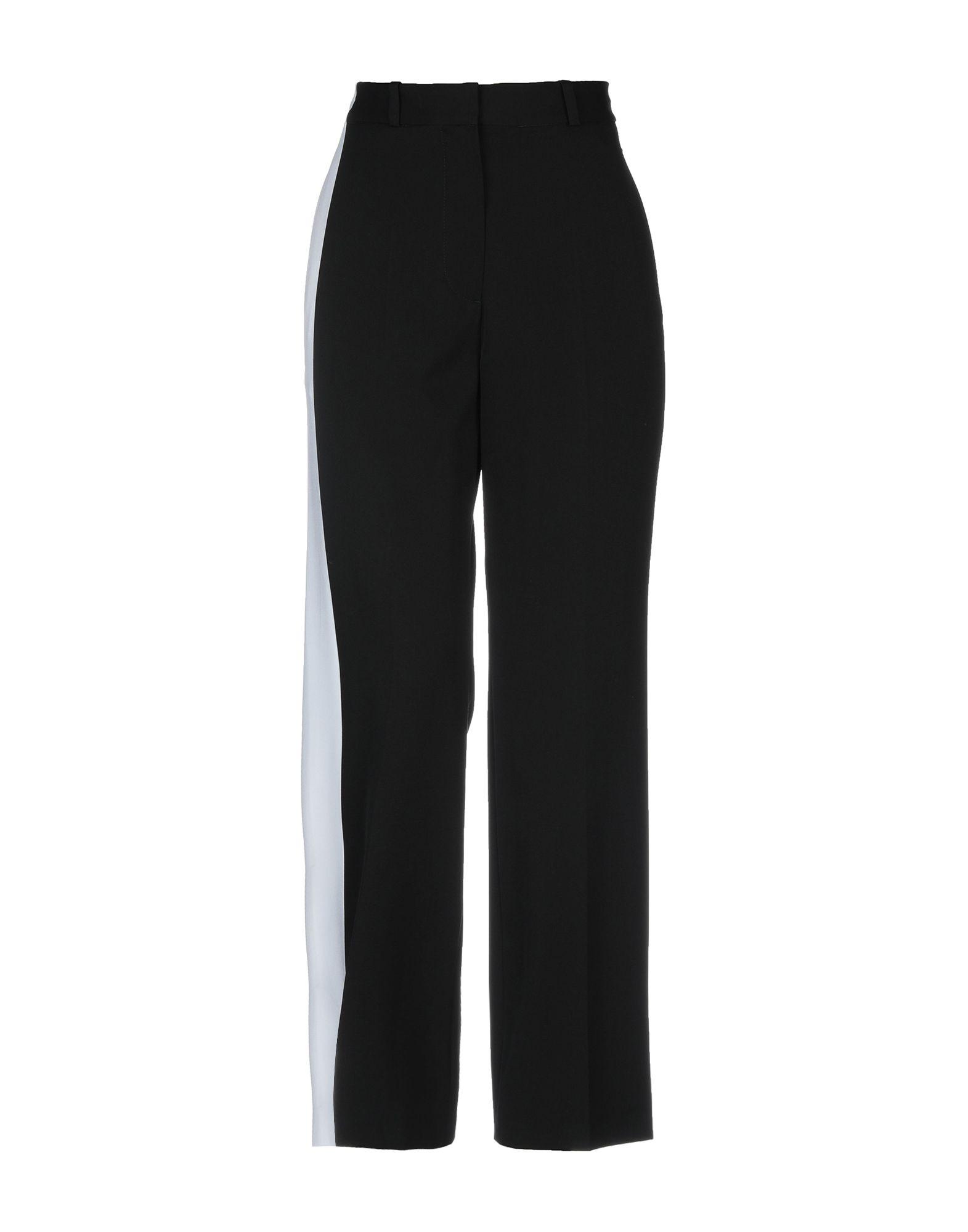 《送料無料》STELLA McCARTNEY レディース パンツ ブラック 38 100% ウール レーヨン アセテート ポリウレタン