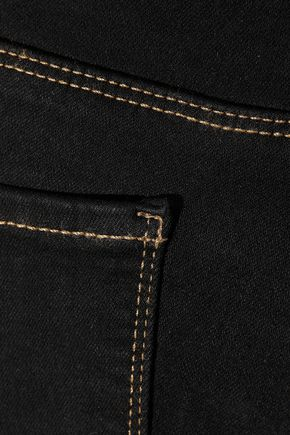 L'AGENCE Chantal low-rise skinny jeans