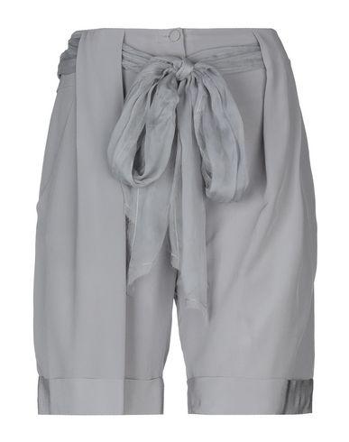 CRUCIANI TROUSERS Bermuda shorts Women