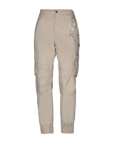 Фото - Повседневные брюки от TWIN-SET JEANS цвет песочный