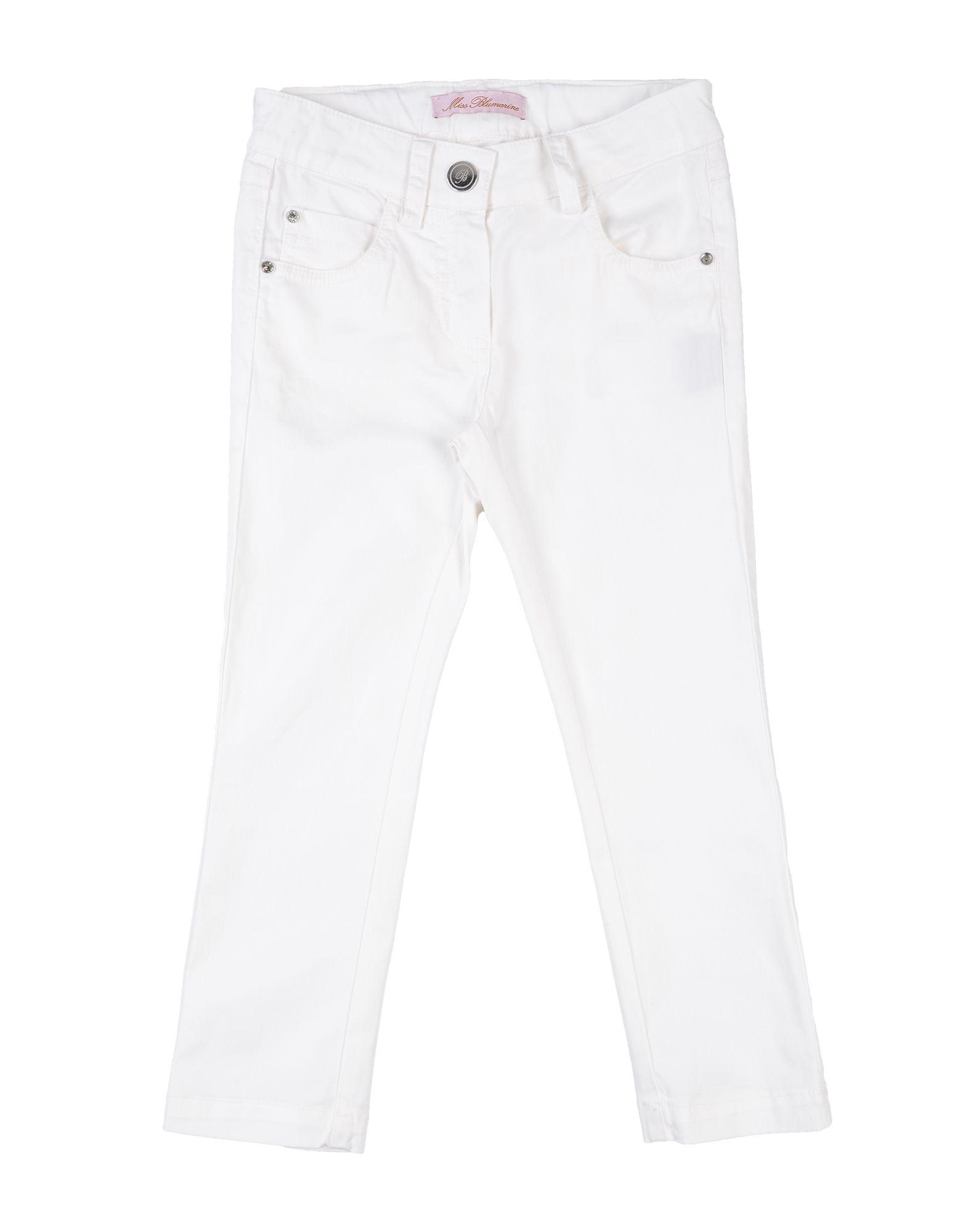 Повседневные брюки  - Белый цвет