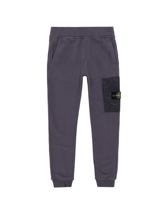 Fleece Pants 60341 STONE ISLAND JUNIOR - 0