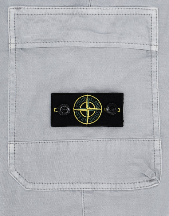 13239680sw - TROUSERS & JEANS STONE ISLAND JUNIOR