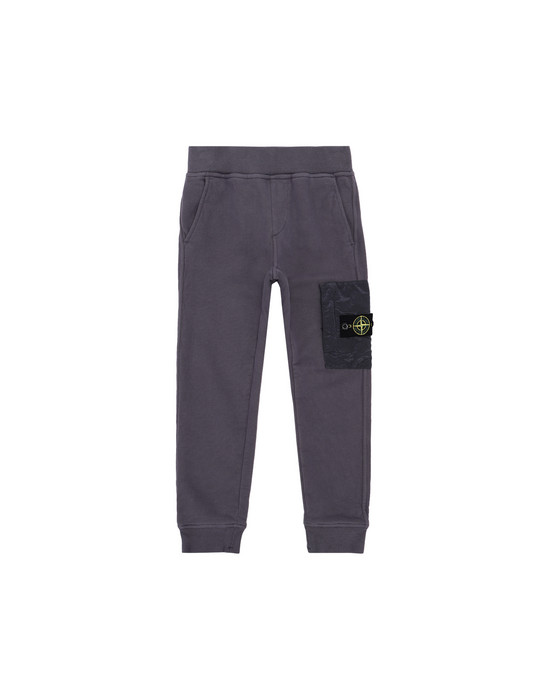 Fleece Trousers 60341 STONE ISLAND JUNIOR - 0
