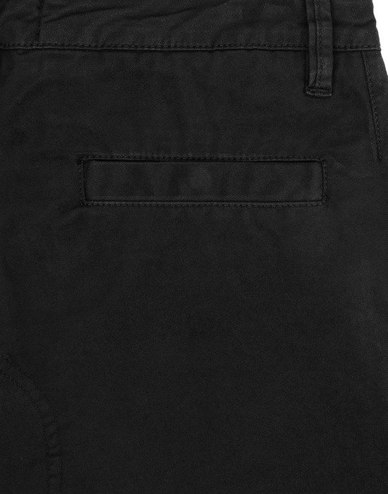 13240235df - TROUSERS - 5 POCKETS STONE ISLAND JUNIOR