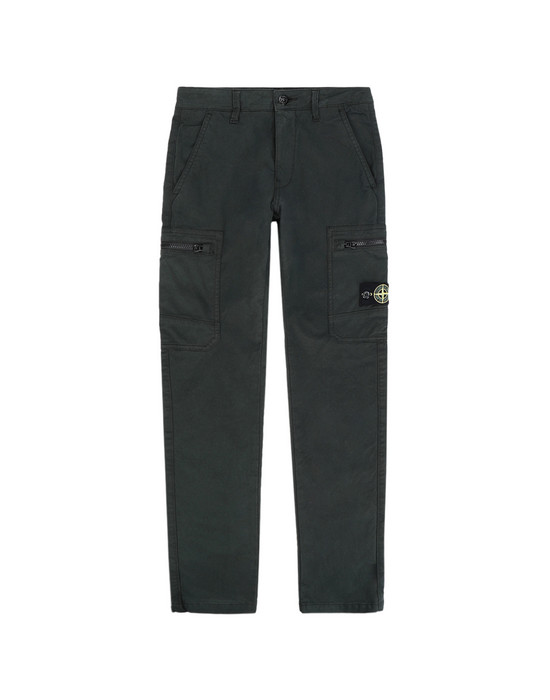 Pants 30621 STONE ISLAND JUNIOR - 0