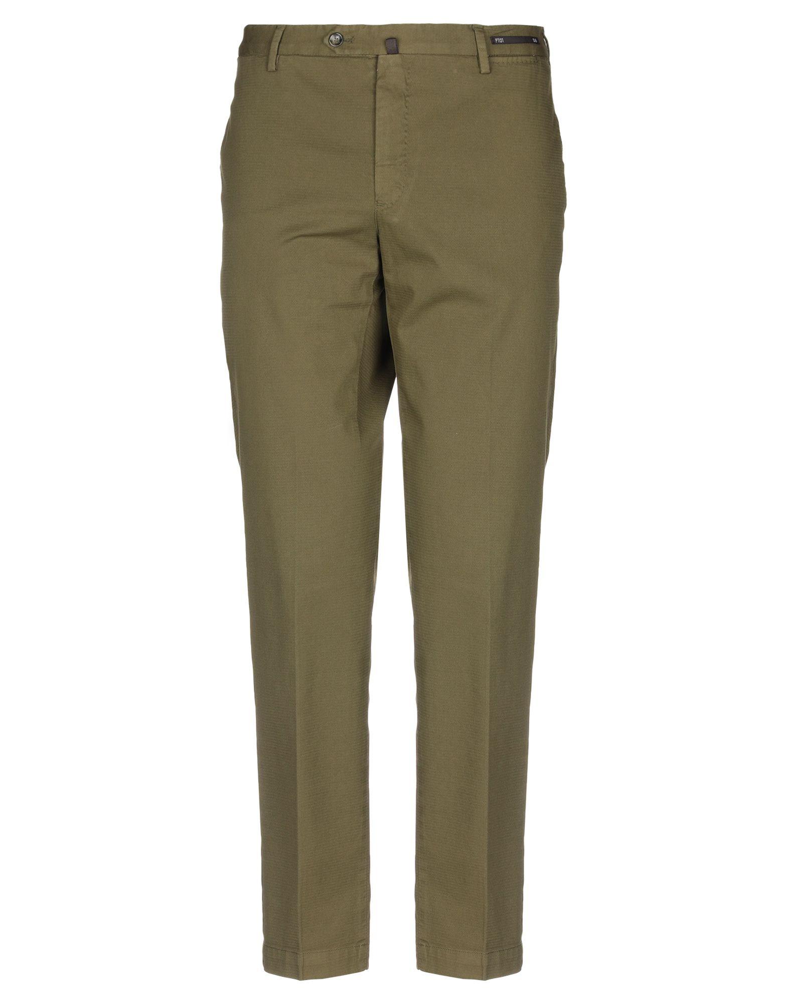 купить PT01 Повседневные брюки по цене 5750 рублей