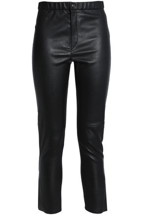 ISABEL MARANT ÉTOILE Leather skinny pants