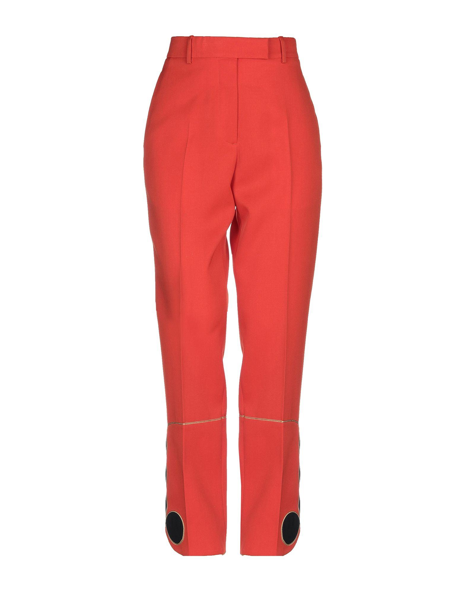 CALVIN KLEIN 205W39NYC Повседневные брюки цена 2017