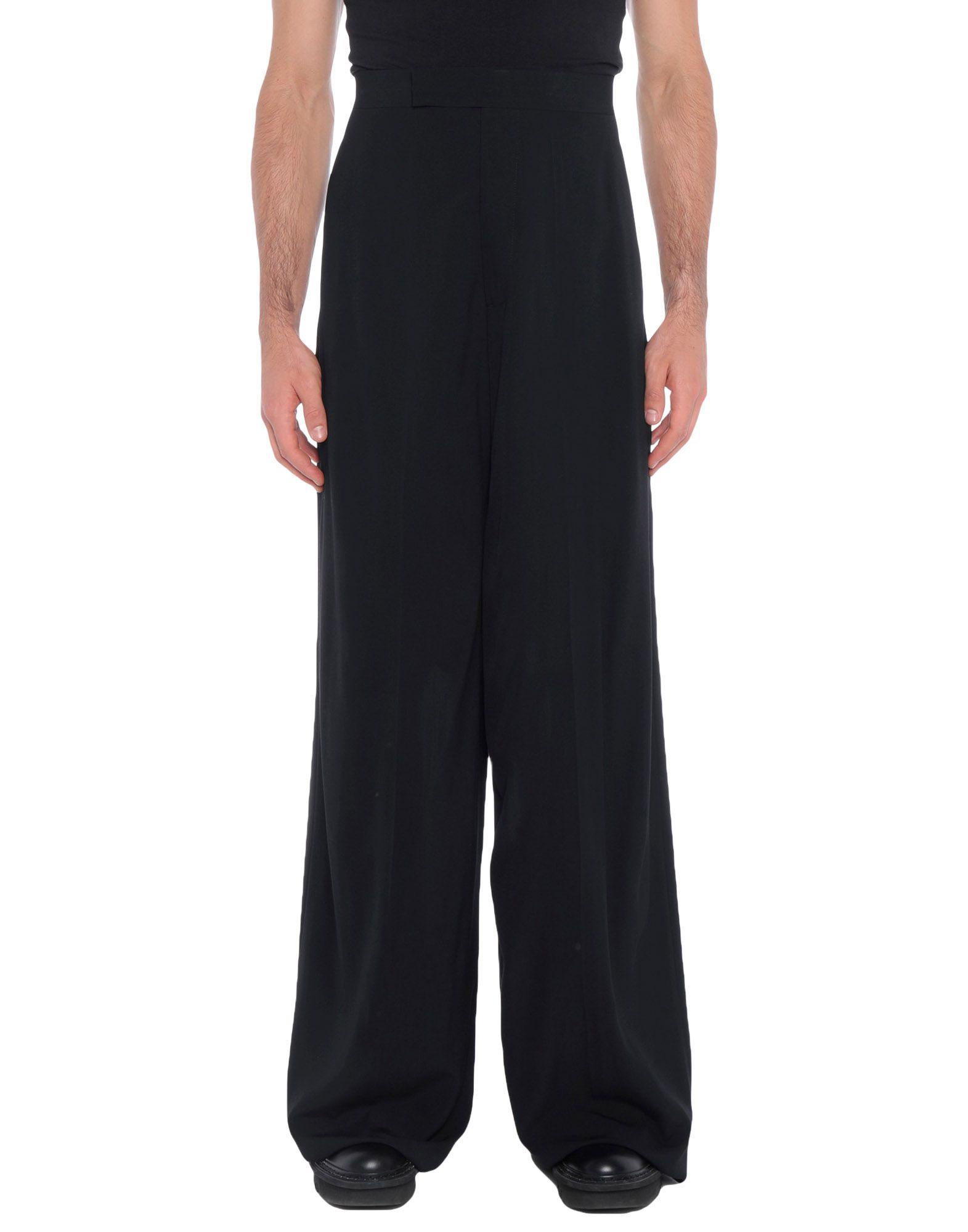 RICK OWENS Повседневные брюки брюки rick cardona