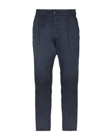 Купить Повседневные брюки от MNML COUTURE темно-синего цвета