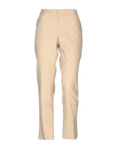 Купить Повседневные брюки от BLUE LES COPAINS бежевого цвета