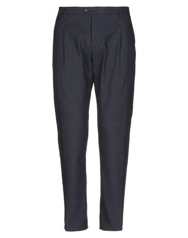 Фото - Повседневные брюки от OFFICINA 36 темно-синего цвета