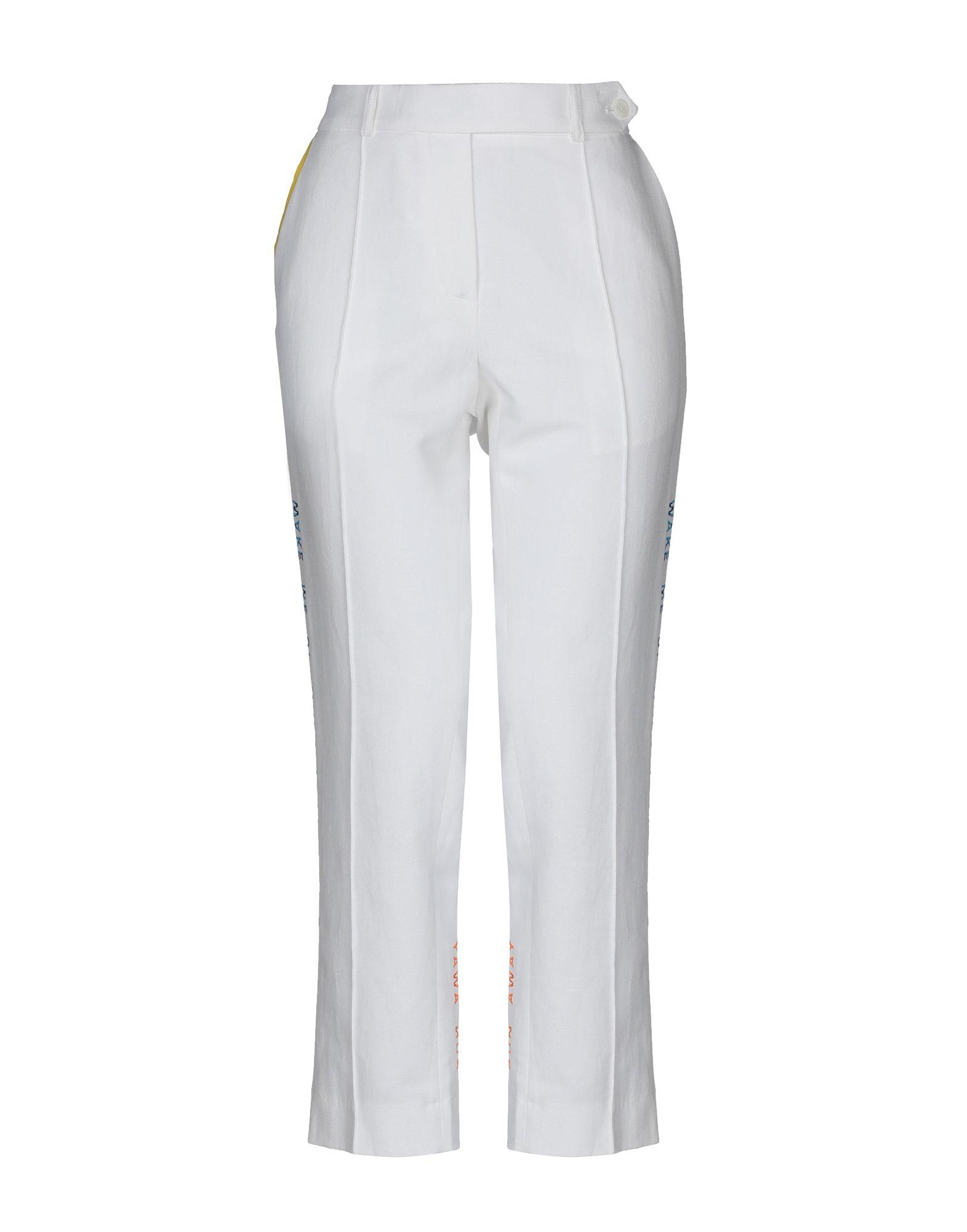 MIRA MIKATI Повседневные брюки ç x mira mikati пиджак