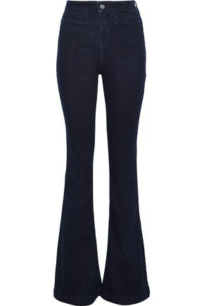 VANESSA BRUNO High-rise flared jeans