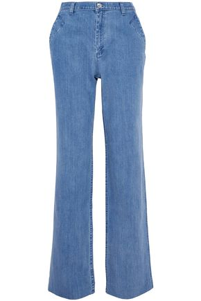 A.P.C. Mid-rise straight-leg jeans
