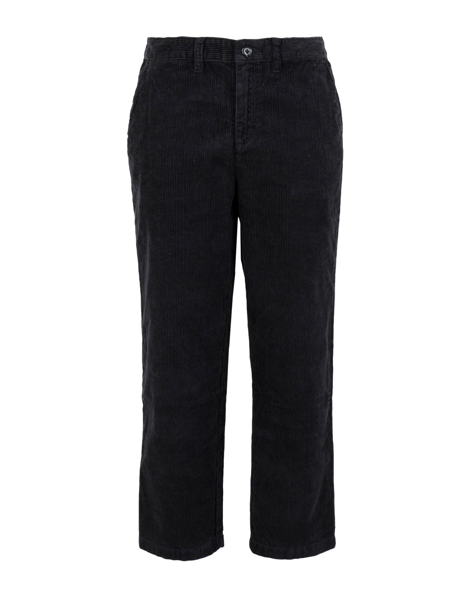 《期間限定 セール開催中》VANS レディース パンツ ブラック 27 コットン 100% WM SUMMIT PANT Black (DESIGN ASSEMBLY)