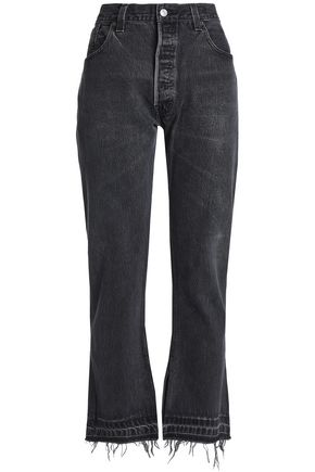 RE/DONE by LEVI'S High-rise bootcut jeans