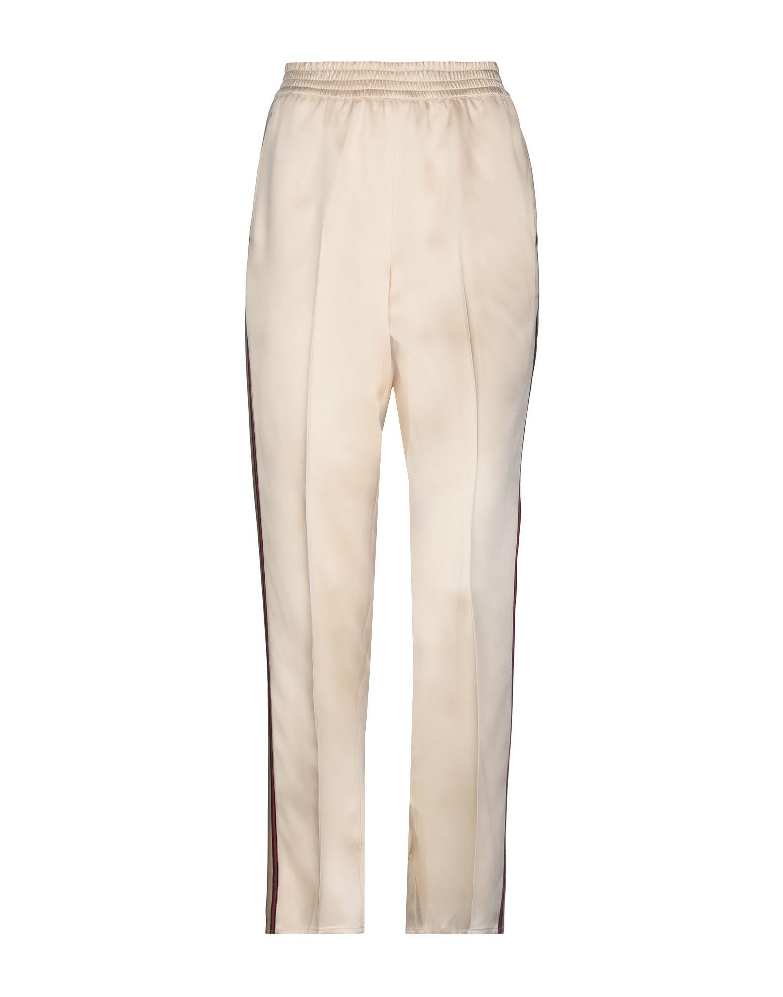 цена GUCCI Повседневные брюки онлайн в 2017 году
