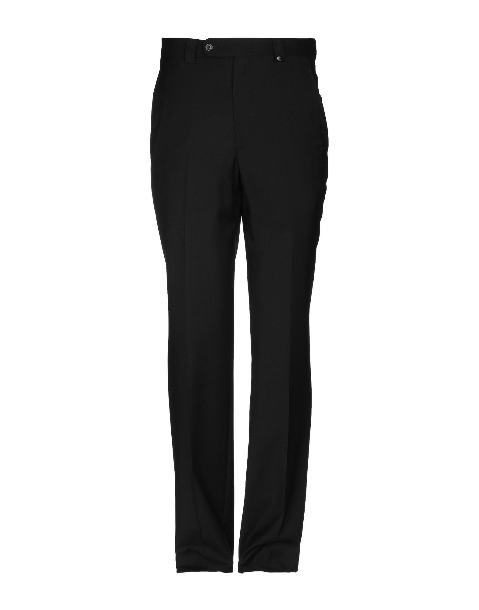 《セール開催中》VERSACE CLASSIC V2 メンズ パンツ ブラック 46 ウール 100%