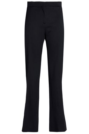 CAROLINA HERRERA Wool-blend bootcut pants