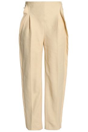 DELPOZO Woven tapered pants
